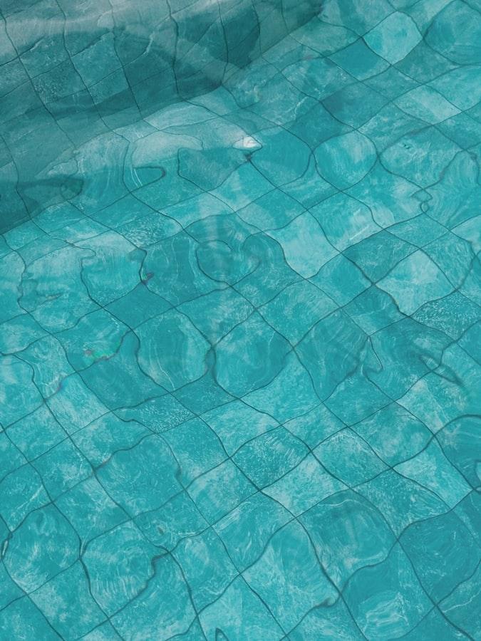 testen zwembaadwater