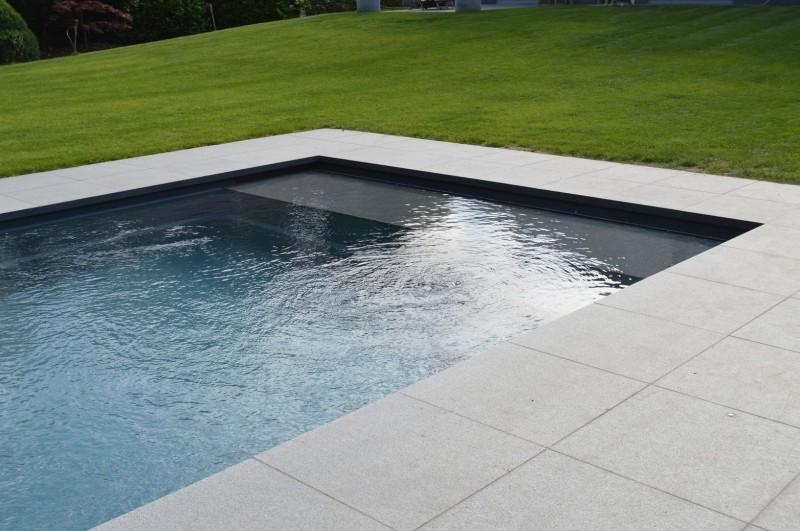 zwembad ontwerp voor in de tuin