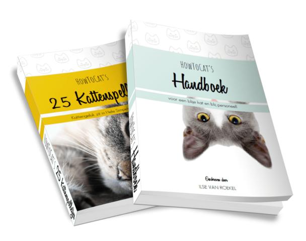 Kattengedrag-boeken