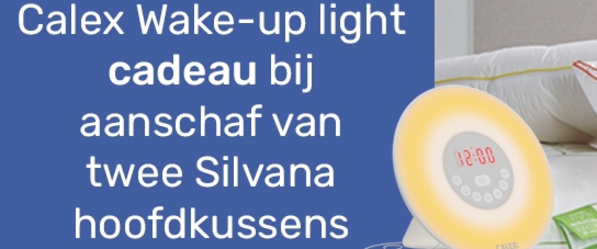 Heerlijk slapen en ontspannen wakker worden door de zonsopkomst?