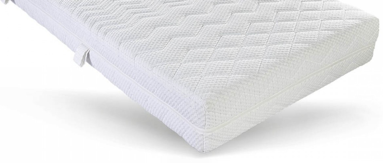 Matras Latex de Luxe. Duurzaam, comfortabel en zonder metaal en lijmen
