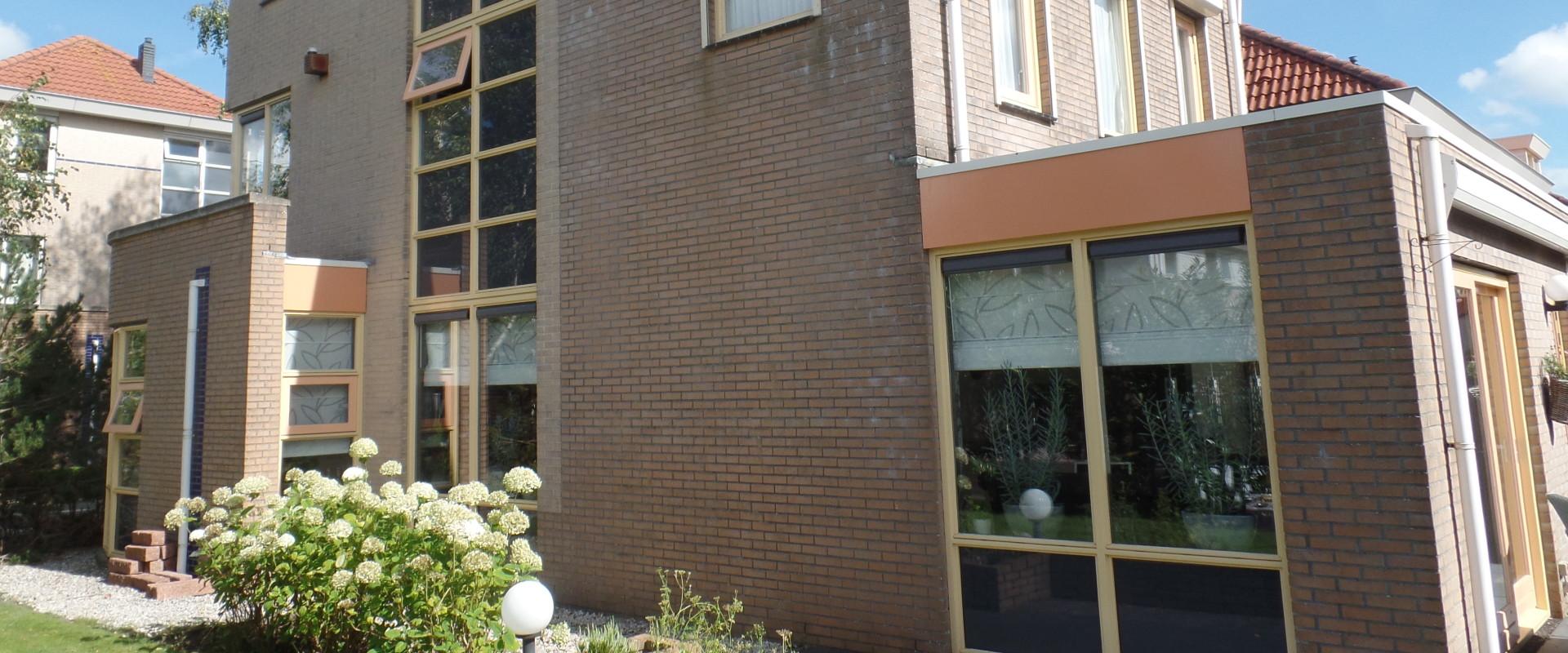 Vrijstaande woning te koop in het centrum van Spanbroek