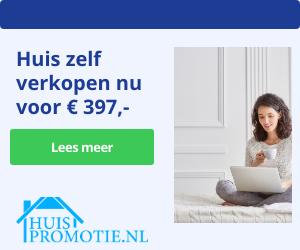 Huis zelf verkopen