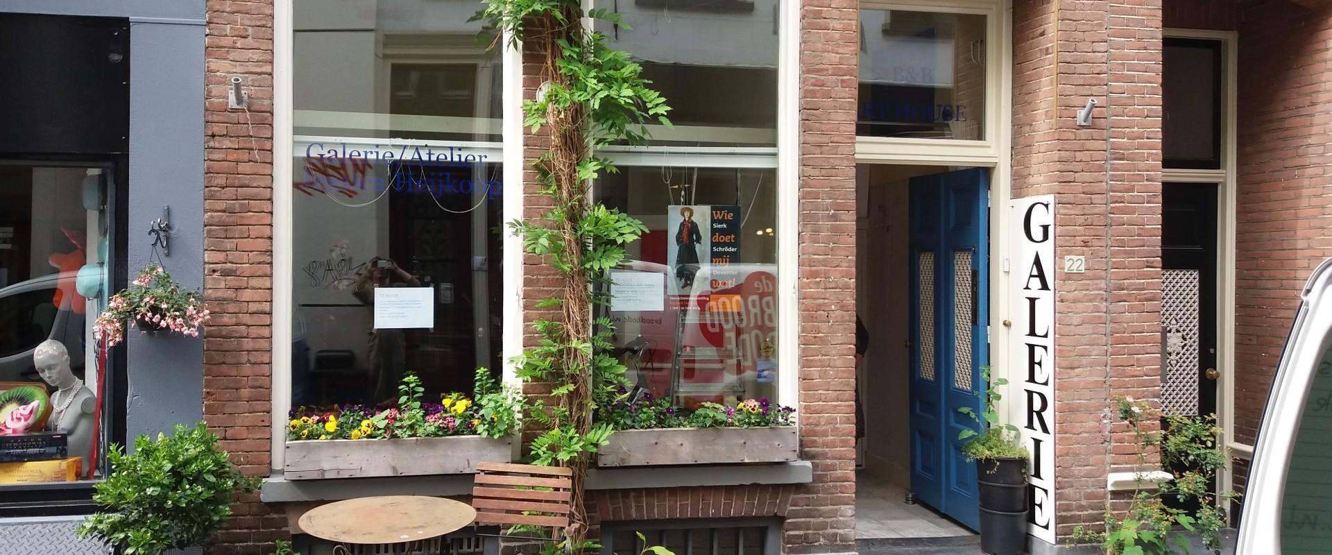 Te koop: Een karakteristiek herenpand, gesitueerd in de historische binnenstad; van het centrum Deventer