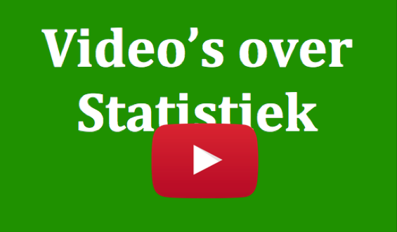 Video's over statistiek
