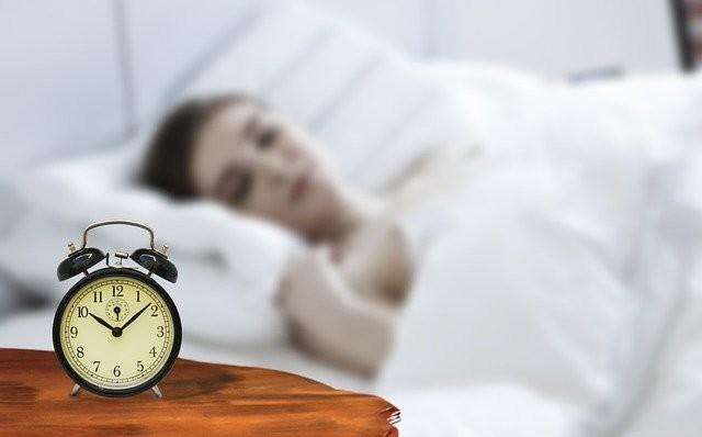 zorg voor goede nachtrust