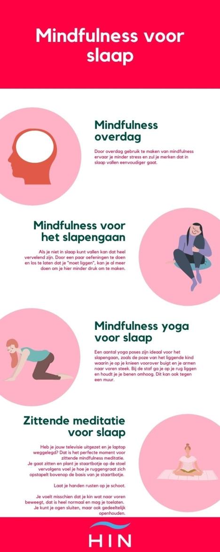 mindfulness voor slaap