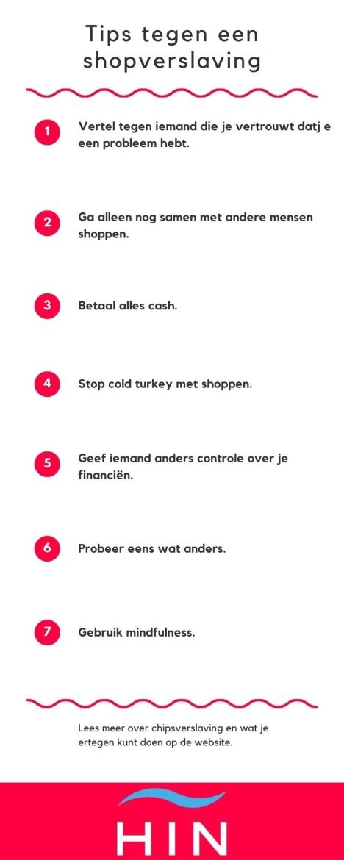 tips tegen shopverslaving