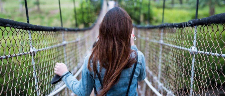 Progressie in je leven: Angst houd je tegen