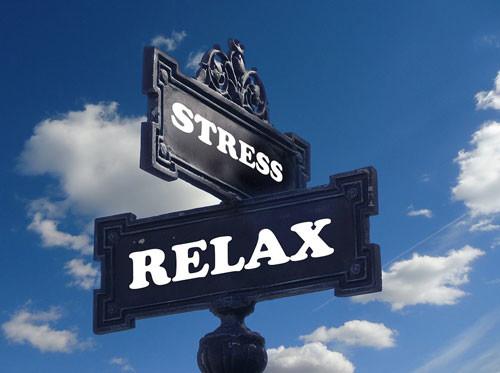 Overspannen overpspannenheid ontspannen