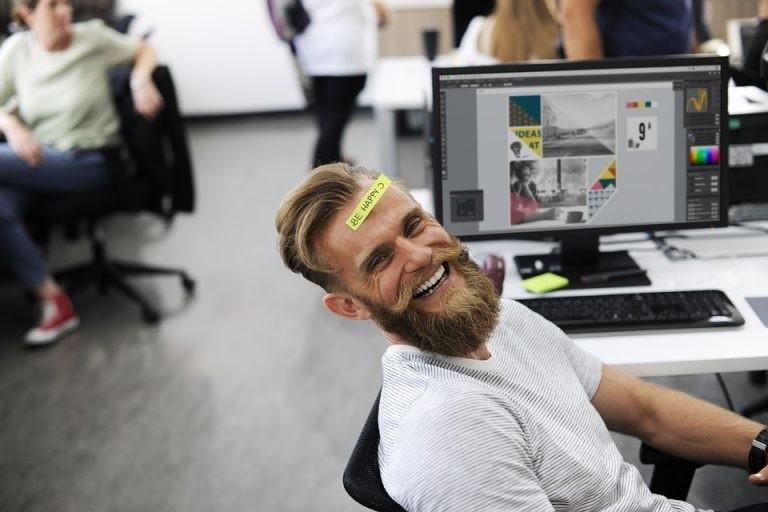 Positiviteit op de werkvloer