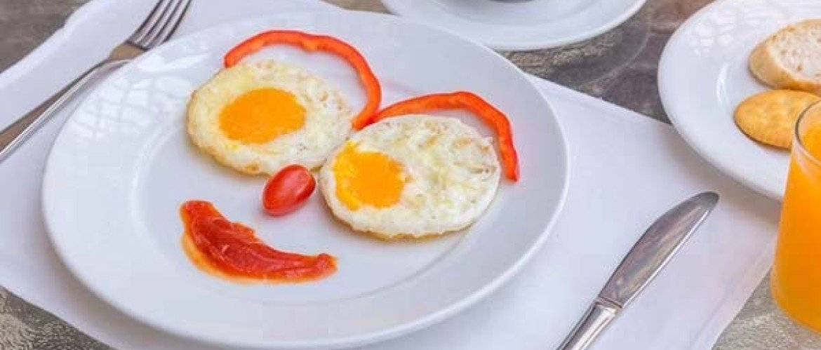 Sunny Side Up graag