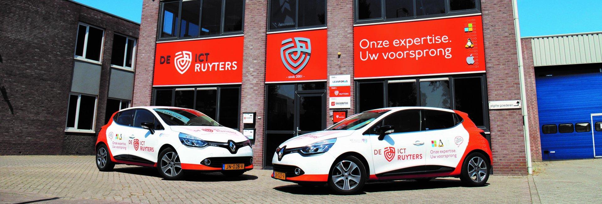 Kantoor Team ICT Ruyters