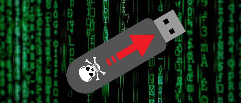 USB Malware, de werkwijze en hoe te voorkomen