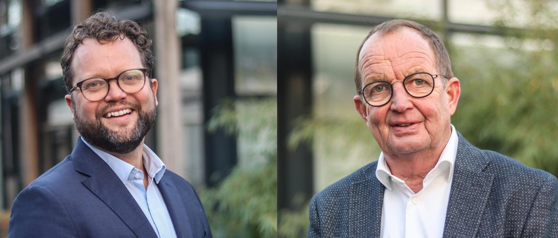 Jasper ten Dam wordt opvolger van bestuursvoorzitter Hans du Prie