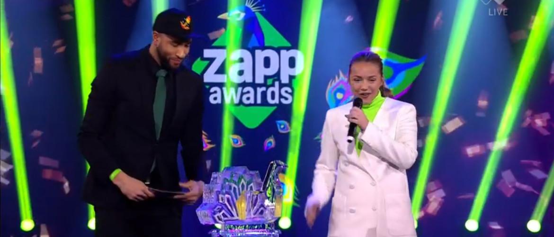 Social ICE Award voor Emma Heesters (Zapp Awards 2020)
