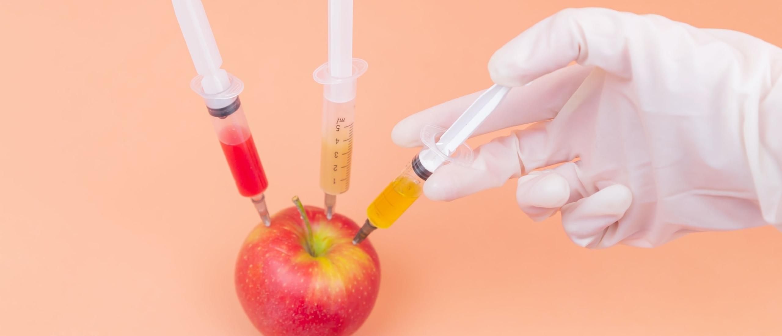 Voeding werkt volgens exact dezelfde mechanismen als Medicatie