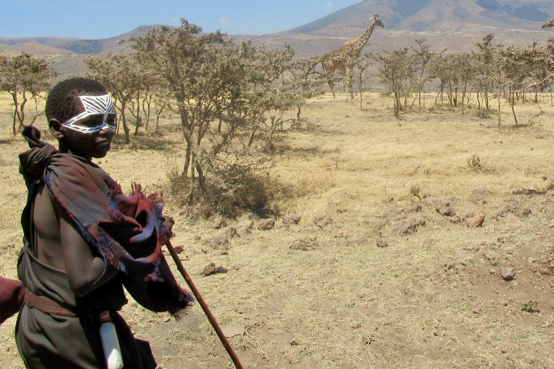 Maasai verzadigde vetten