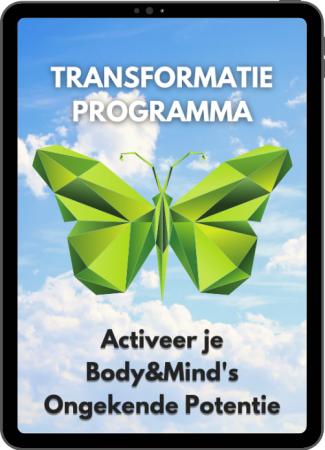 Transformatie Programma 1 op 1 Coaching