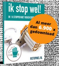 Stoppen met Roken gratis e-book