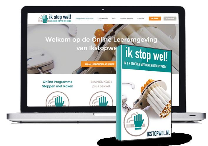 Online Programma Stoppen met Roken | Ikstopwel.nl