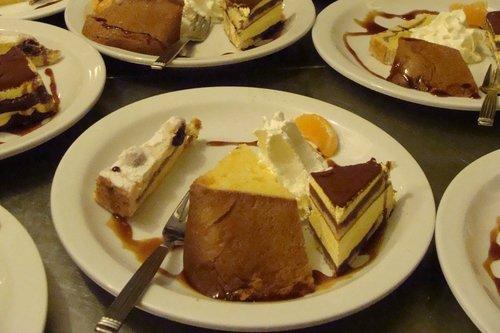 Italiaanse desserts en koekjes Il tartufo Delft