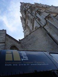 Oude kerk te Delft