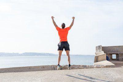 sporten in de ochtend krachtsport