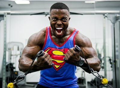 tips tijdens biceps training