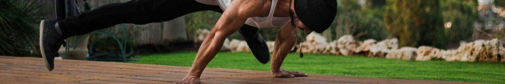 breder worden zonder sportschool