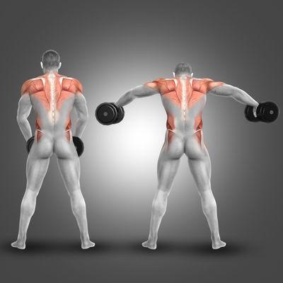 Hoe kun je schouders trainen