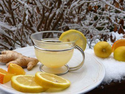 gember met citroen voor afvallen