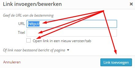 wordpress title tag invoegen