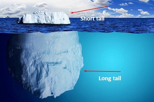 long tail versus short tail
