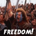 Freedom (Braveheart)