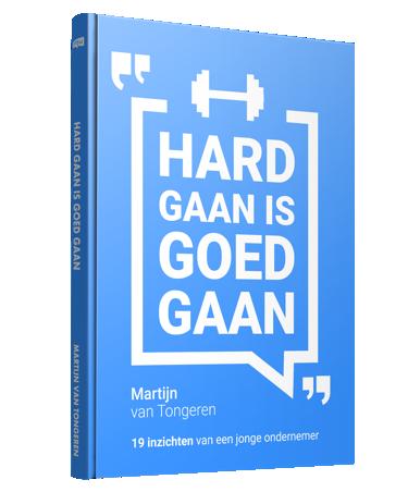 E-book Martijn van Tongeren