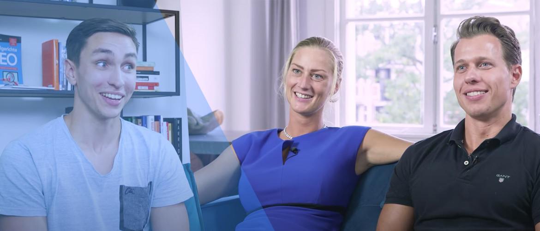 Succesvol ondernemen zonder je vrijheid in te leveren (Interview met John & Jeanet)