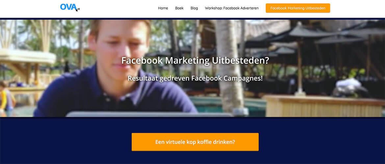 OVA.nl - website van Youri Meuleman