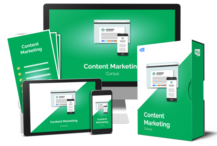 Content marketing cursus