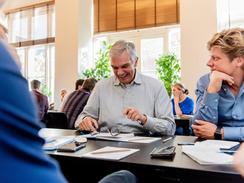 IMU Silver mastermind voor ondernemers
