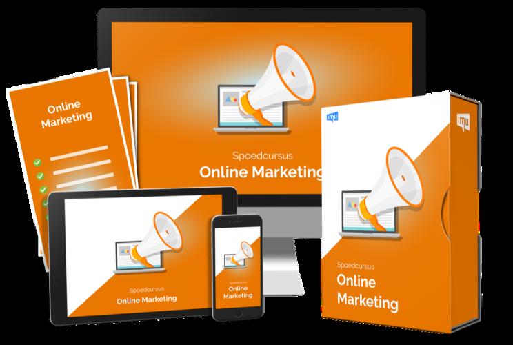 Internet marketing cursus