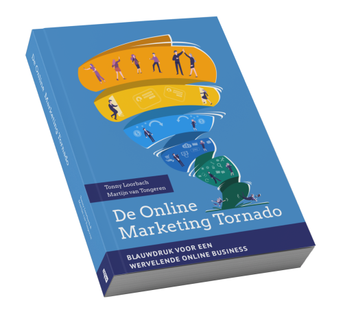 Online Marketing Tornado Boek