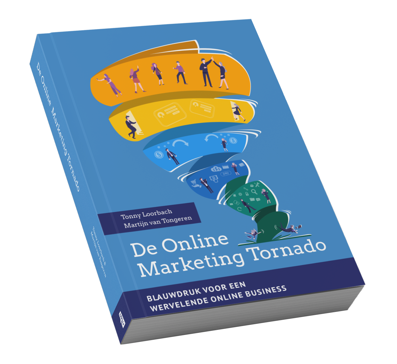 Online Marketing Tornado Boek