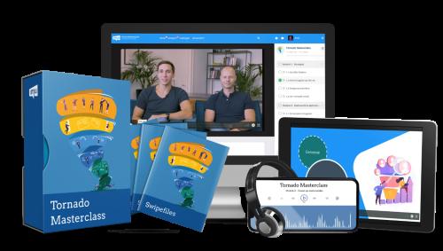 Online marketing cursus Tonny Loorbach & Martijn van Tongeren