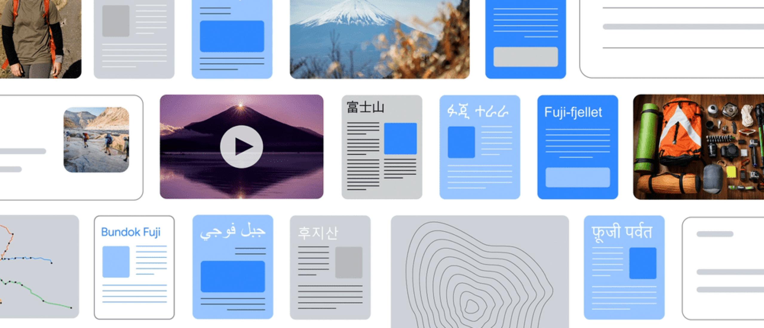 Google preview van MUM: nieuwe technologie 1000x krachtiger dan BERT