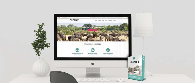 Phoenix website: te duur of je geld meer dan waard?