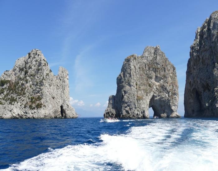 Luxe reis Capri, Italië