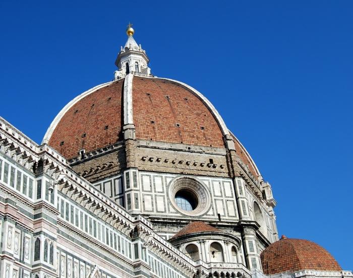 De beroemde Duomo in Florence