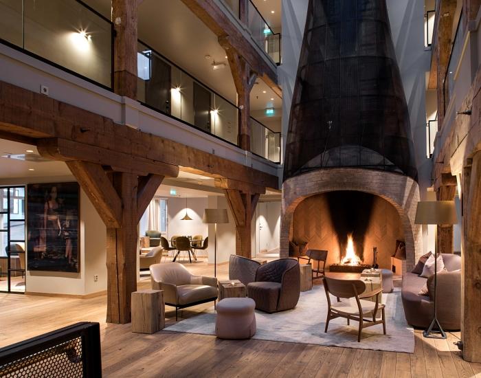 Luxe 4 sterren hotel Brosundet, Ålesund ©Marte Garmann