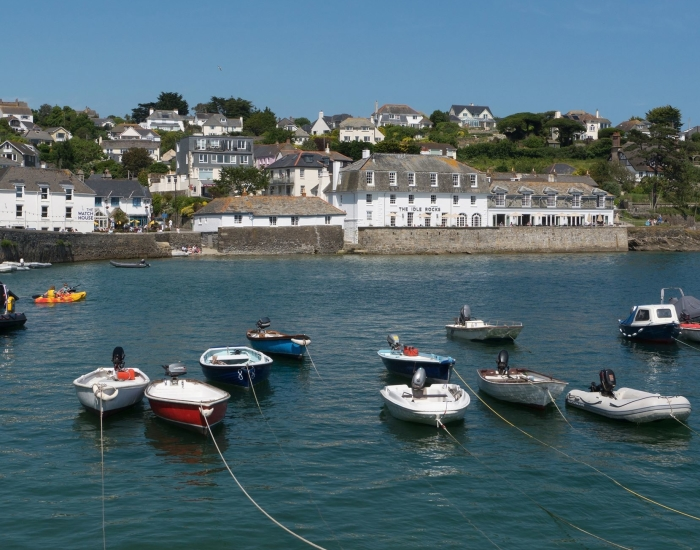 haven St. Mawes, Cornwall